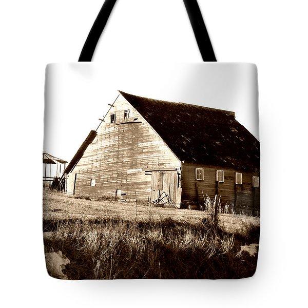 No Use Tote Bag by Julie Hamilton