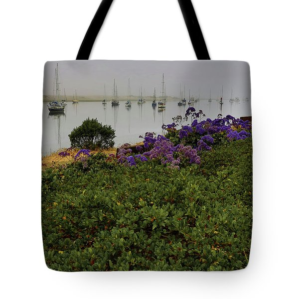 No Wind For Sailing Tote Bag