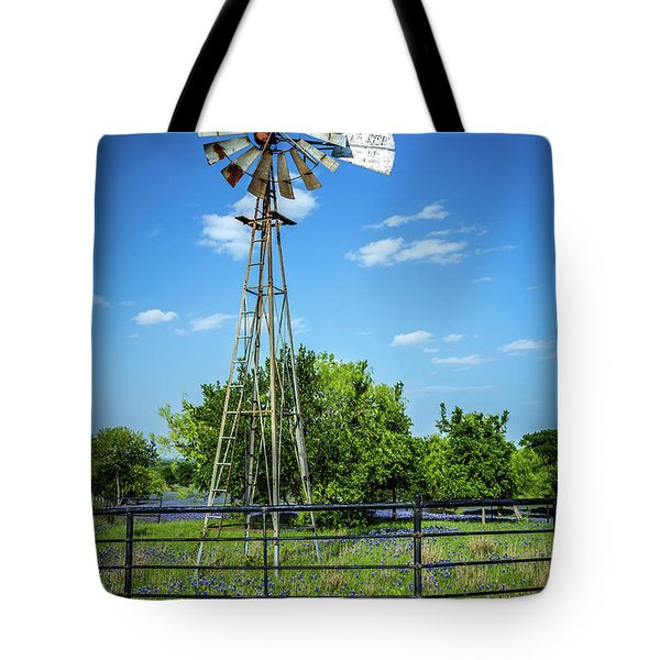 No Wind Today Tote Bag