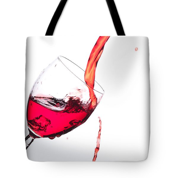 No Wine Was Harmed During The Making Of This Image Tote Bag