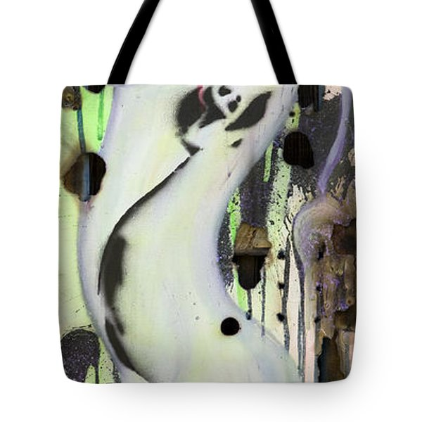 No Winners In Love Tote Bag by Sheridan Furrer