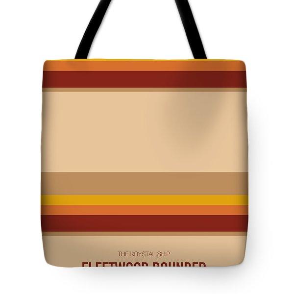 No005 My Breaking Bad Minimal Movie Car Poster Tote Bag