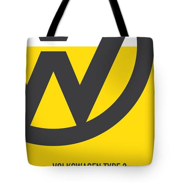 No009 My Little Miss Sunshine Minimal Movie Car Poster Tote Bag
