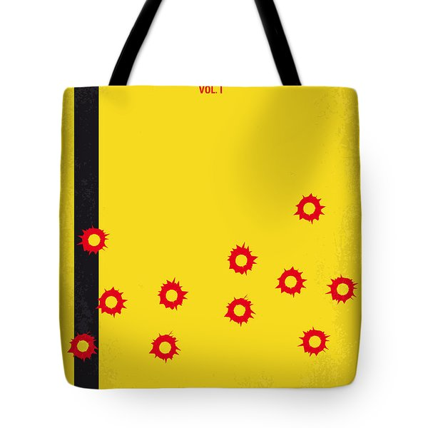No048 My Kill Bill -part 1 Minimal Movie Poster Tote Bag