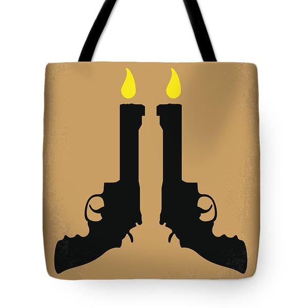 No071 My Rocknrolla Minimal Movie Poster Tote Bag by Chungkong Art