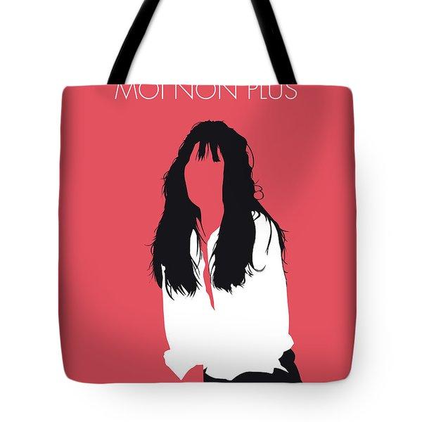 No072 My Birkin Minimal Music Poster Tote Bag
