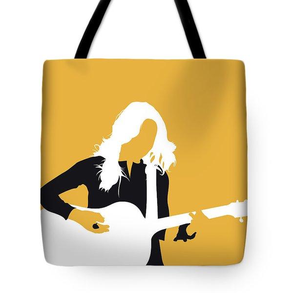 No074 My Sheryl Crow Minimal Music Poster Tote Bag