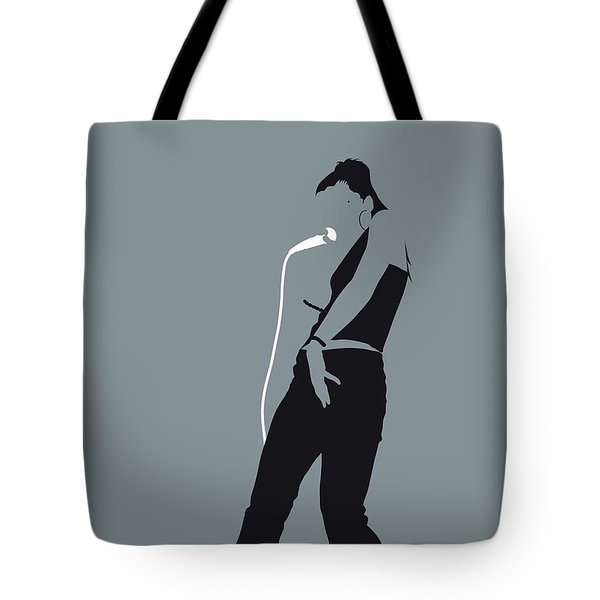 No077 My Nelly Furtado Minimal Music Poster Tote Bag