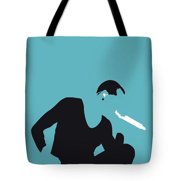 No085 My Linking Park Minimal Music Poster Tote Bag