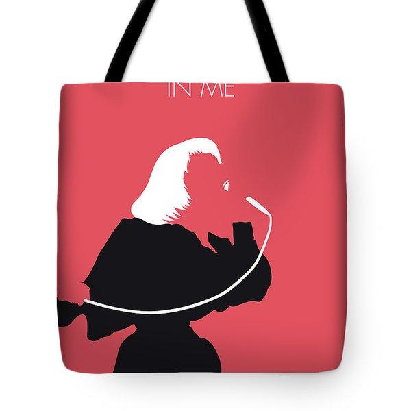 No092 My Kiki Dee Minimal Music Poster Tote Bag