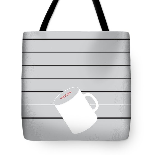 No095 My The Usual Suspects Minimal Movie Poster Tote Bag