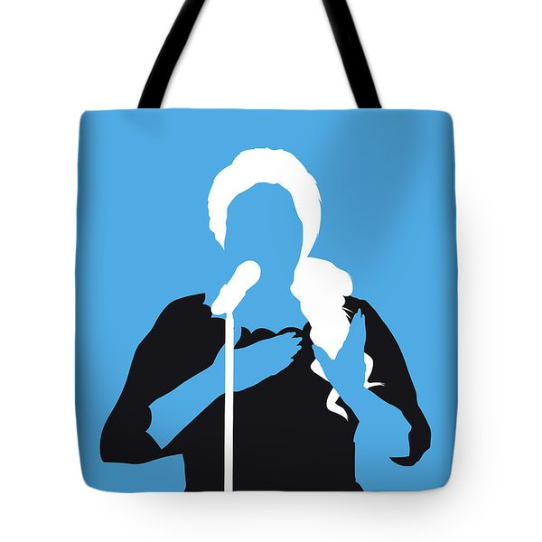 No099 My Adele Minimal Music Poster Tote Bag