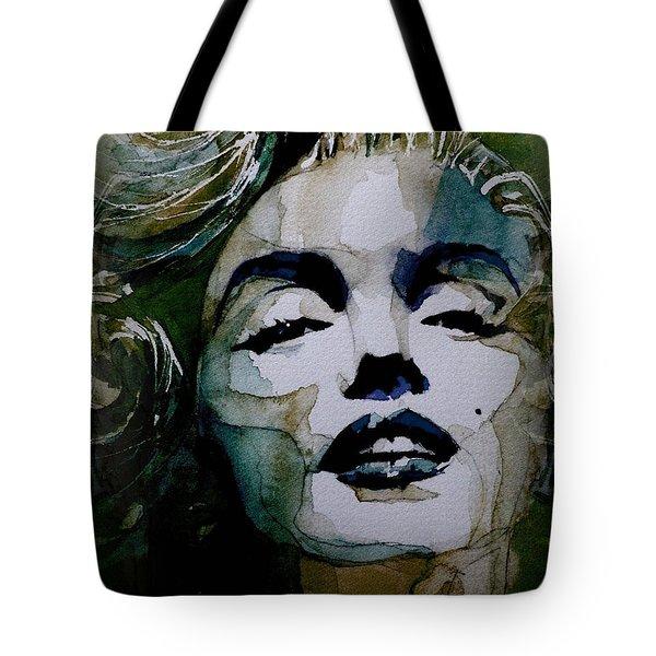No10 Larger Marilyn  Tote Bag