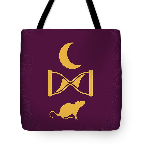 No101-3 My Hp - Prisoner Of Azkaban Minimal Movie Poster Tote Bag