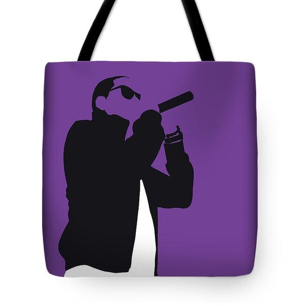 No101 My Jay-z Minimal Music Poster Tote Bag