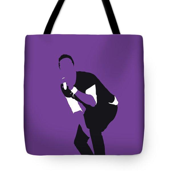 No121 My Coldplay Minimal Music Poster Tote Bag