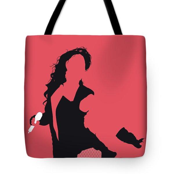 No122 My Beyonce Minimal Music Poster Tote Bag