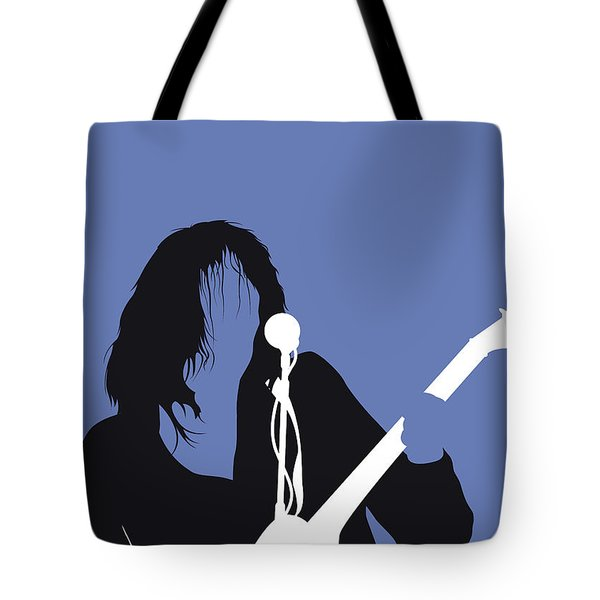 No128 My Neil Young Minimal Music Poster Tote Bag