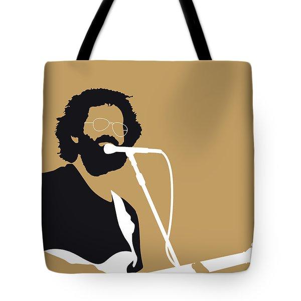 No140 My Grateful Dead Minimal Music Poster Tote Bag