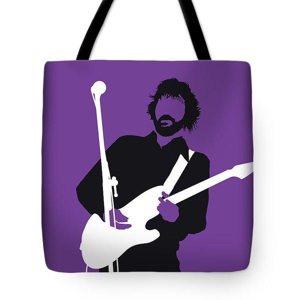 No141 My Eric Clapton Minimal Music Poster Tote Bag