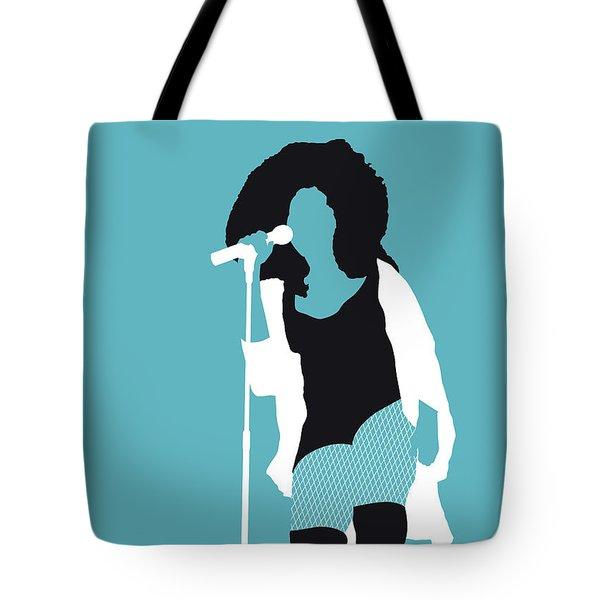 No155 My Chaka Khan Minimal Music Poster Tote Bag