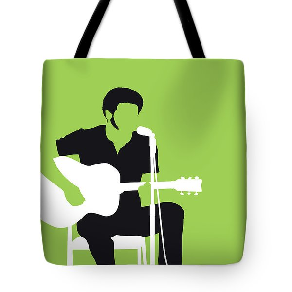 No156 My Bill Withers Minimal Music Poster Tote Bag