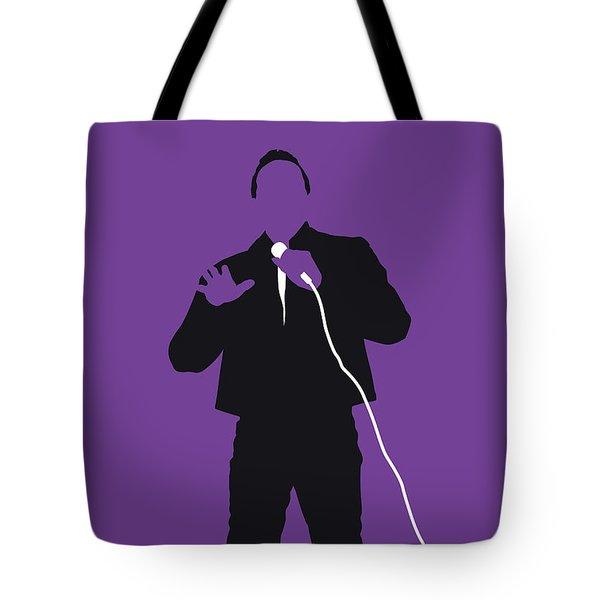 No161 My Smokey Robinson Minimal Music Poster Tote Bag