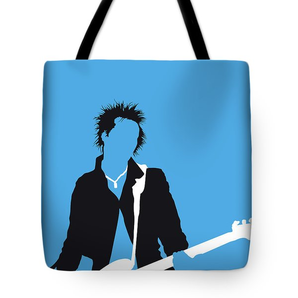 No169 My Sex Pistols Minimal Music Poster Tote Bag