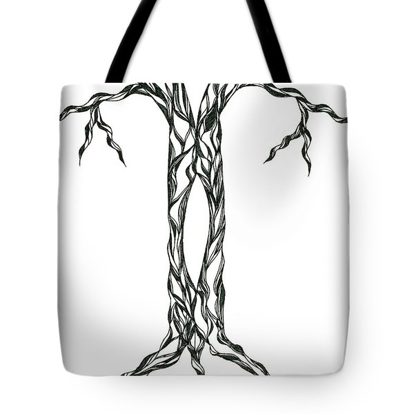No.17 Tote Bag by Robert Nickologianis