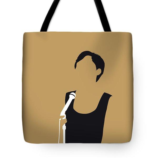 No170 My Barbra Streisand Minimal Music Poster Tote Bag