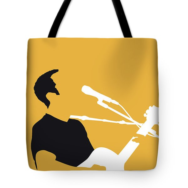 No174 My Jack Johnson Minimal Music Poster Tote Bag
