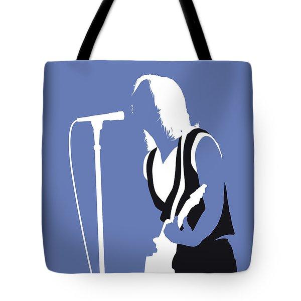 No178 My Tom Petty Minimal Music Poster Tote Bag