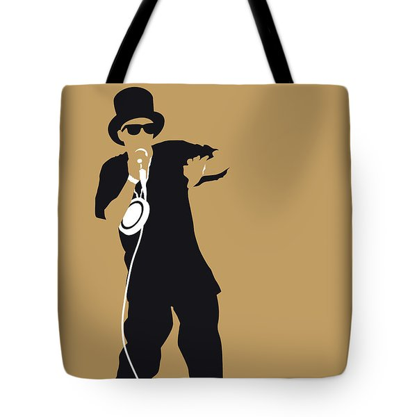 No180 My Public Enemy Minimal Music Poster Tote Bag