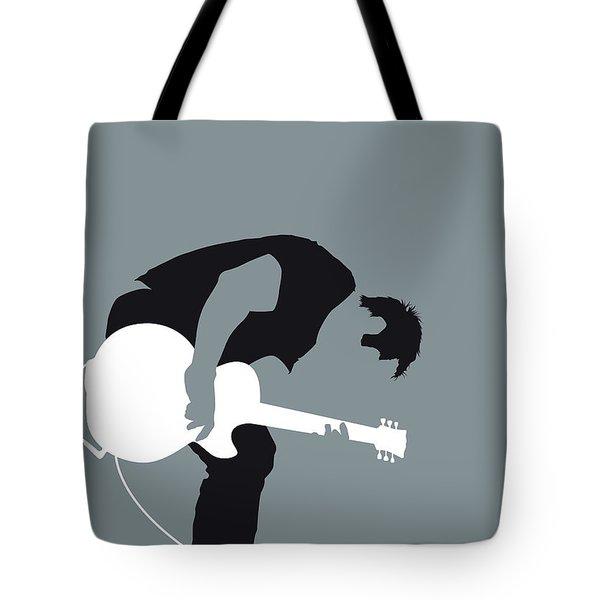 No197 My Nine Inch Nails Minimal Music Poster Tote Bag