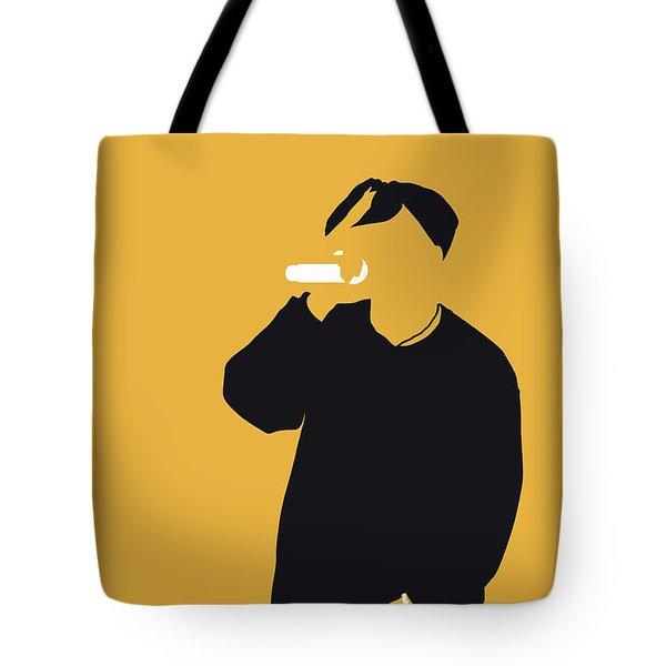 No204 My 2pac Minimal Music Poster Tote Bag