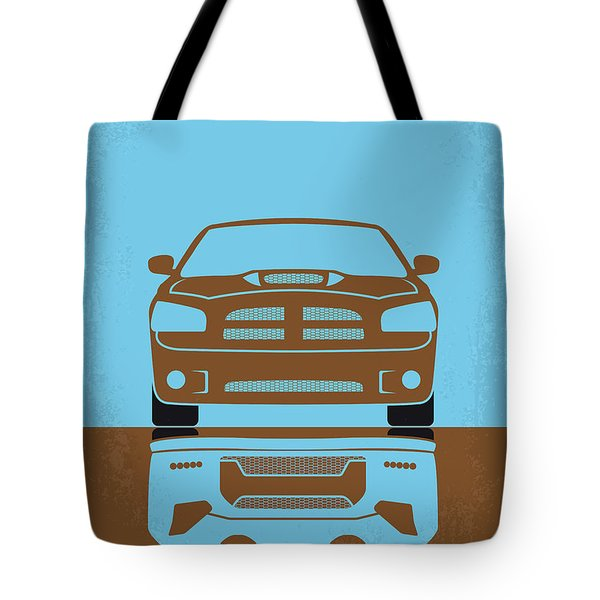 No207-5 My Fast Five Minimal Movie Poster Tote Bag