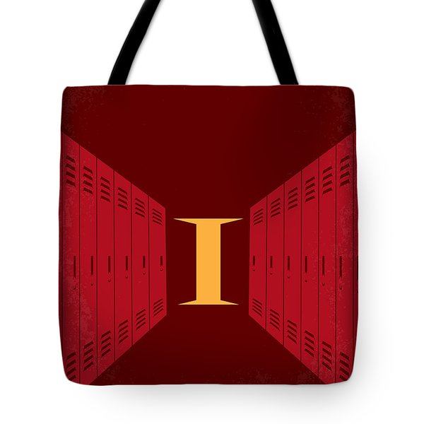 No309 My The Breakfast Club Minimal Movie Poster Tote Bag