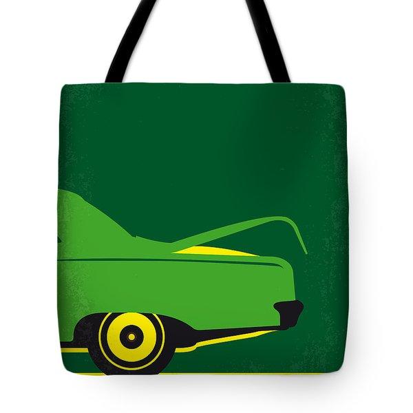 No478 My Repo Man Minimal Movie Poster Tote Bag