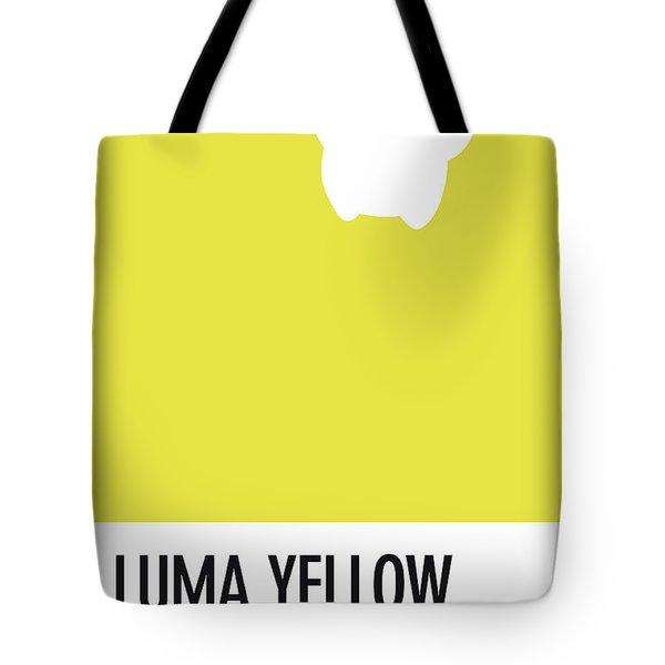 No40 My Minimal Color Code Poster Luma Tote Bag