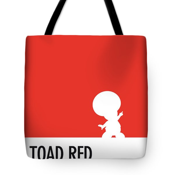 No41 My Minimal Color Code Poster Toad Tote Bag