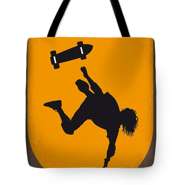 No450 My Dogtown And Z-boys Minimal Movie Poster Tote Bag