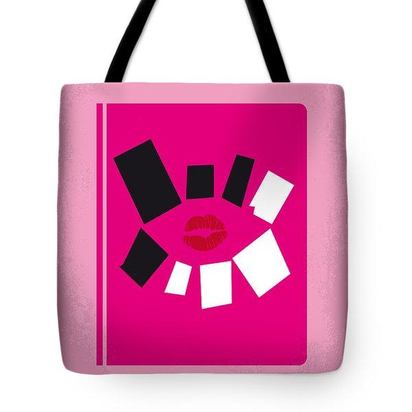 No458 My Mean Girls Minimal Movie Poster Tote Bag