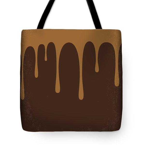 No567 My Chocolat Minimal Movie Poster Tote Bag