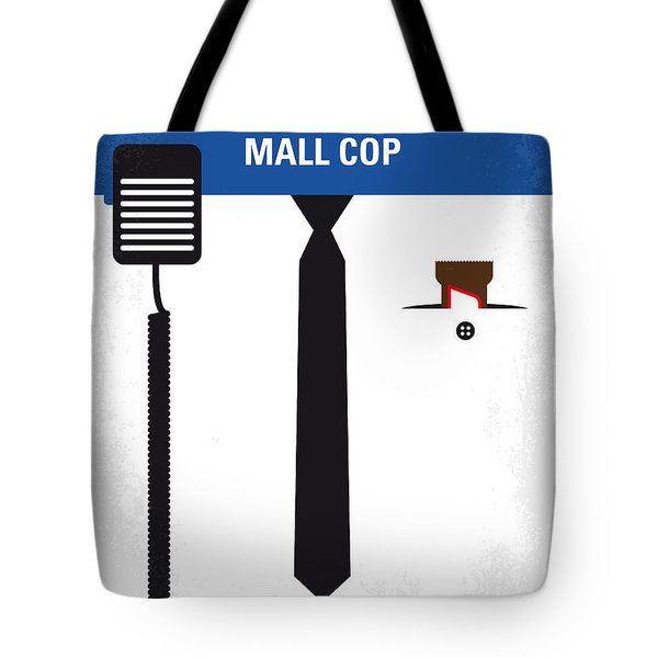 No579 My Paul Blart Mall Cop Minimal Movie Poster Tote Bag