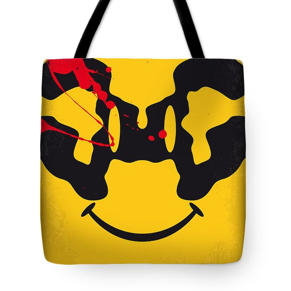 No599 My Watchmen Minimal Movie Poster Tote Bag