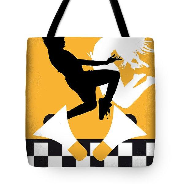 No619 My Fame Minimal Movie Poster Tote Bag