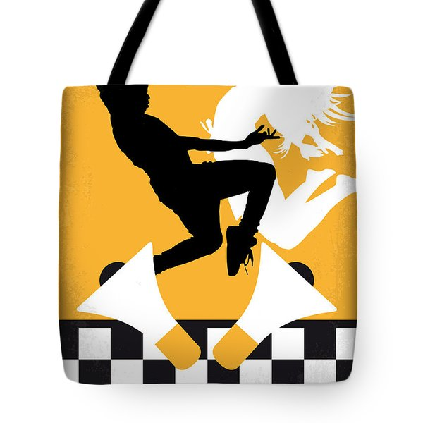 No619 My Fame Minimal Movie Poster Tote Bag