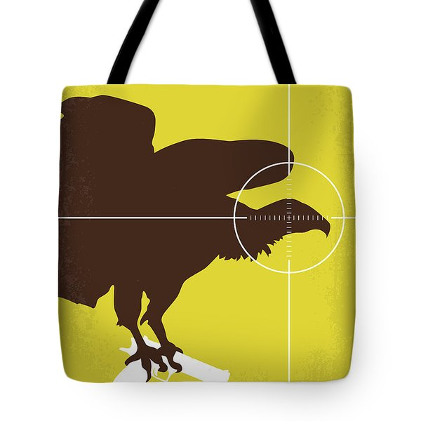 No659 My Three Days Of The Condor Minimal Movie Poster Tote Bag
