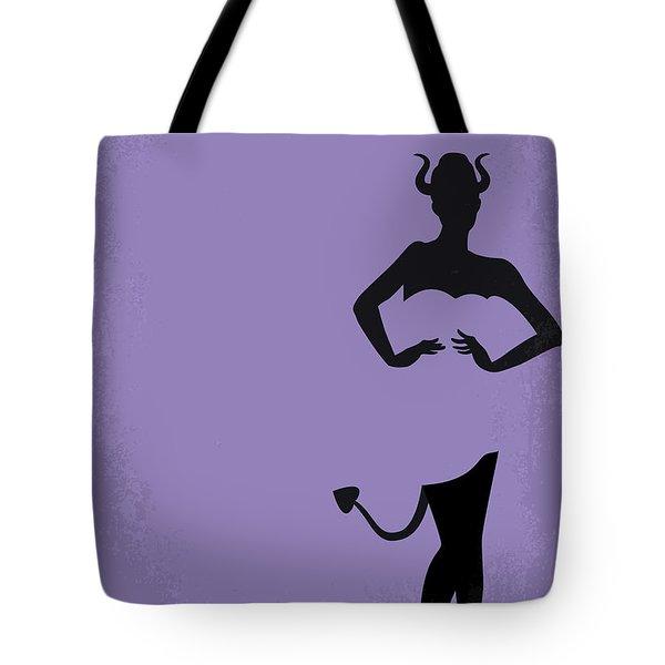 No661 My The Devil Wears Prada Minimal Movie Poster Tote Bag