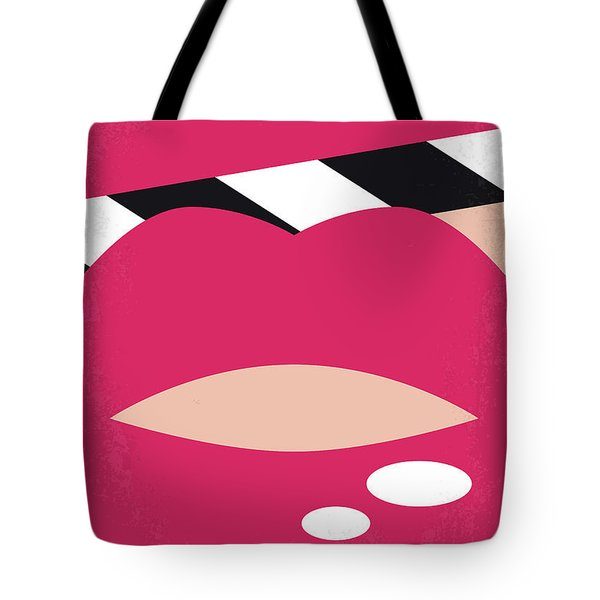 No670 My The Girl Next Door Minimal Movie Poster Tote Bag